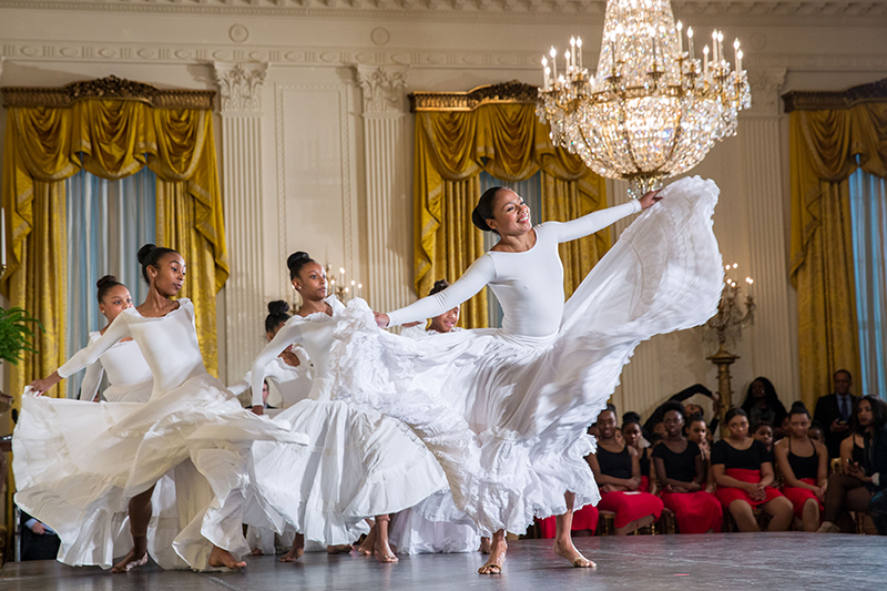 Celebrating African American Women and Dance