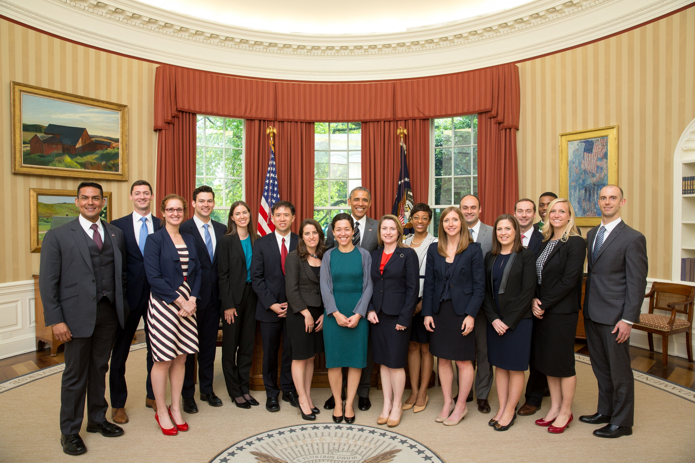Obama And Cabinet Make An Impact Become A White House Fellow Whitehousegov
