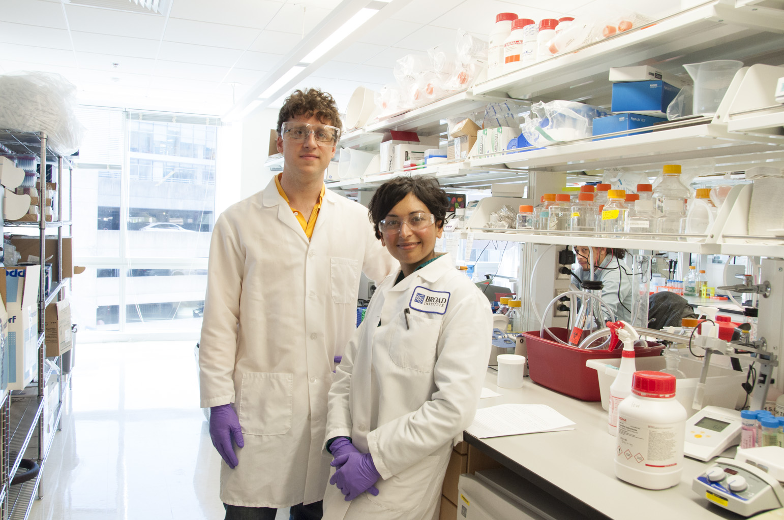 Sonia Vallabh and Eric MilkenPrecision Medicine