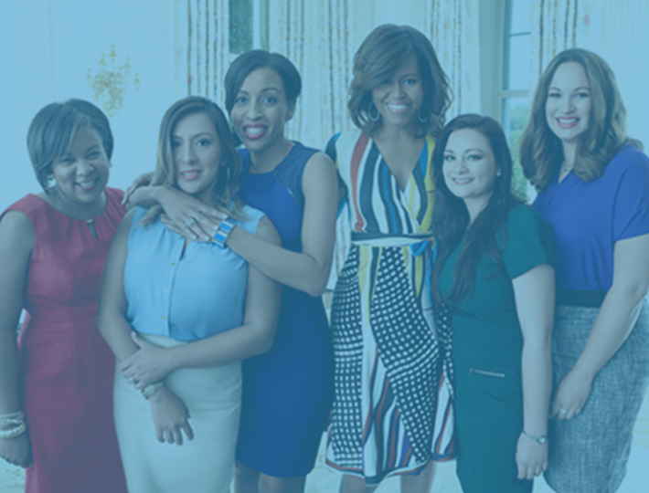 The First Lady, United State of Women