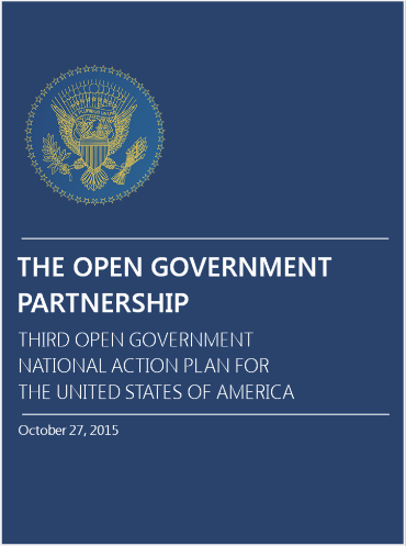 The 3rd Open Government National Action Plan