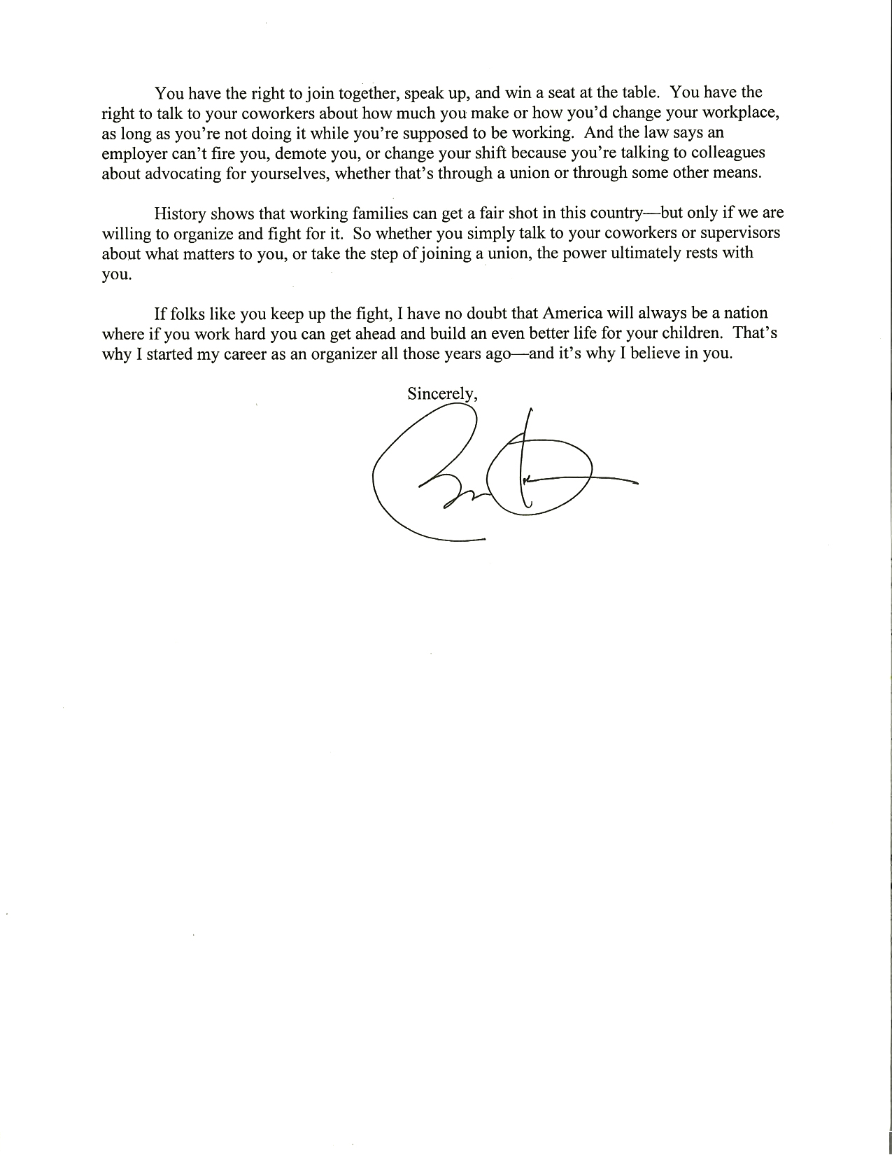 president obama s open letter to america s hardworking men president obama s letter 2 of 2
