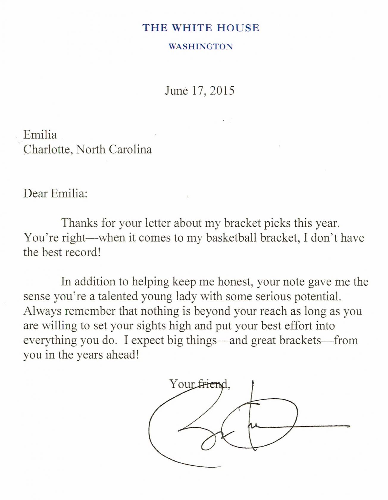 asked and answered president obama s 2016 ncaa basketball response from the president