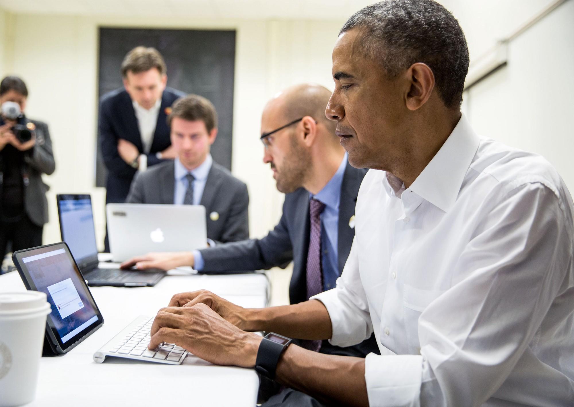 Preguntas y respuestas del presidente Obama en Twitter