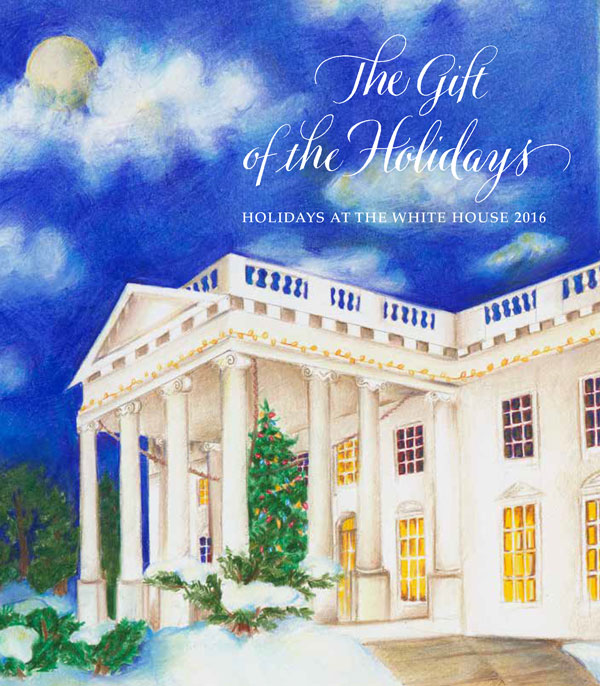 The 2016 White House Holiday Tourbook
