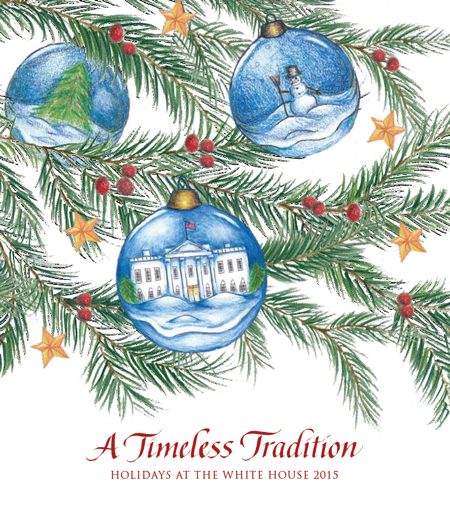 The 2015 White House Holiday Tourbook